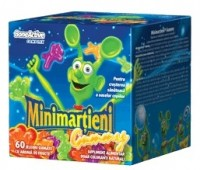 Minimartieni Gummy Bone Active x 60 jeleuri