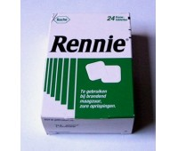 Rennie Peppermint comprimate x 24