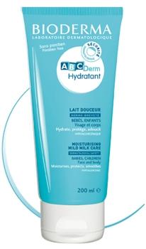 Bioderma ABCDerm lapte hidratant