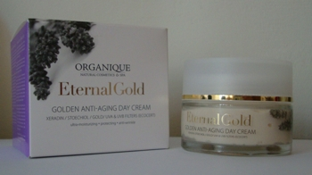 Eternal Gold Crema antirid de zi cu aur