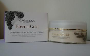 Eternal Gold Crema hidratanta intensiva cu aur