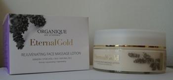 Eternal Gold Lotiune cu aur pentru masajul facial profesional