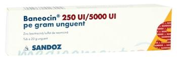 Baneocin unguent