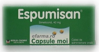 Espumisan capsule 50 capsule