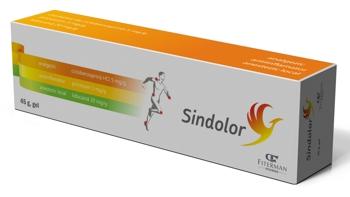 Sindolor gel 25 grame
