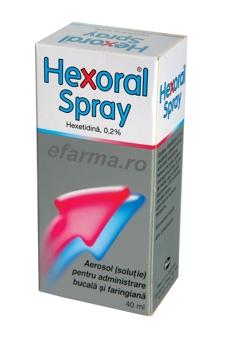 Hexoral solutie STOC 0