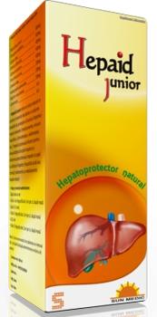 Hepaid Junior sirop