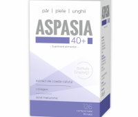 Aspasia 40+, 126 comprimate