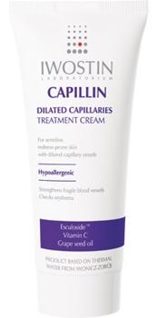 Iwostin Capillin crema pentru capilare dilatate