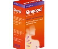 Sinecod sirop