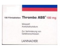 Thrombo ASS 100mg