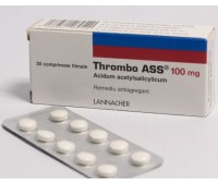 Thrombo ASS 75mg