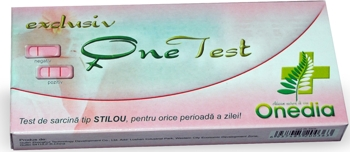 Test de sarcina One Test Stilou