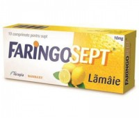 Faringosept Lemon comprimate