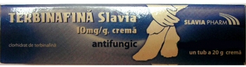 Terbinafina crema 1%