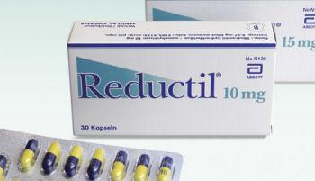 Reductil 10 mg X 28 capsule