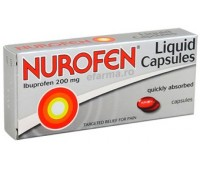 Nurofen X 10 capsule moi