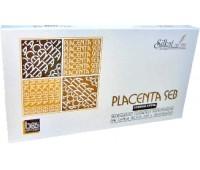 Lotiune Placenta pentru Par x 12 fiole, Bes