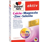Calciu Magneziu Zinc Seleniu DoppelHerz