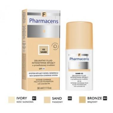Pharmaceris F Fond Ten Fluid SPF 20 X 30ML-01 IVORY