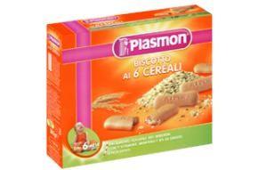 Plasmon Biscuiti cu Cereale +6 Luni