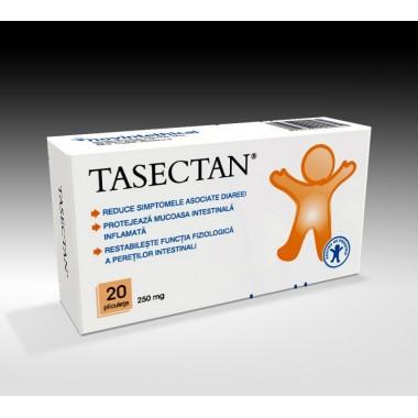 Tasectan 250 mg x 20 plicuri