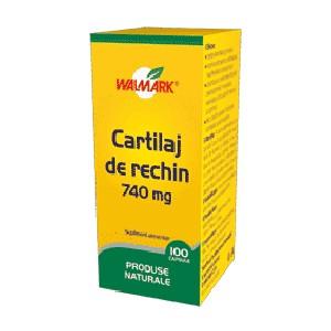 Cartilaj de Rechin Walmark x 100 capsule