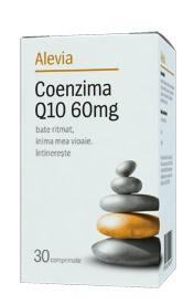 Coenzima Q10 60mg x 30 cps