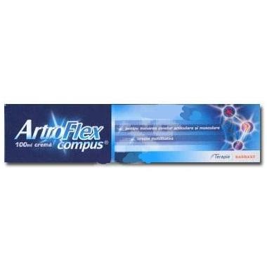 Artroflex Compus crema x 100 ml, Terapia