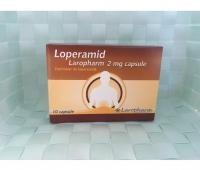 Loperamid capsule X 10