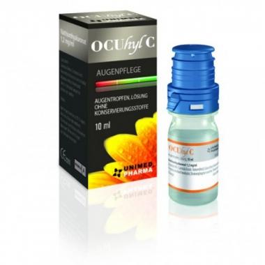 OCUhyl-C-lacrima artificiala fara conservant