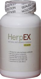 Herpex impotriva herpesului