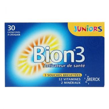 Bion 3 Junior 30 cpr masticabile