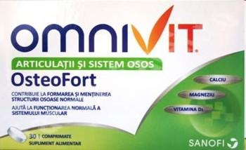 Omnivit Osteofort 30 Comprimate