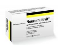 Neuromultivit x 20 cpr