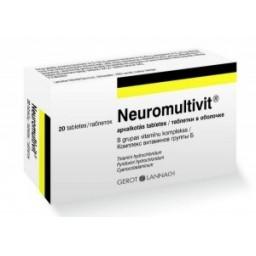 neuromultivita durerii articulare
