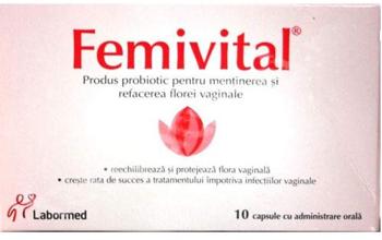 Femivital X 10 capsule